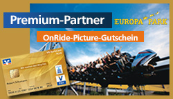 VR-BankCard PLUS Premium Partner Europapark